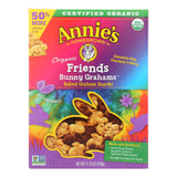 Annie's Homegrown Bunny Grahams - Organic - Friends - Case Of 6 - 11.25 Oz