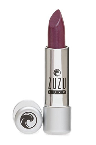 Zuzu Luxe Lipsticks (Ultra Violet),0.13 oz,Ultra Pigmented and long lasting Organic Lipstick - myorganicals
