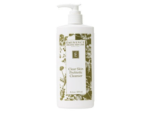 Eminence Clear Skin Probiotic Cleanser, 8.4 Ounce - myorganicals