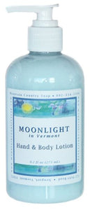 Moonlight in Vermont Hand & Body Lotion - 9.2 oz. - myorganicals