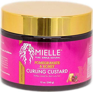 Mielle Organics Pomegranate & Honey Curling Custard 12oz - myorganicals