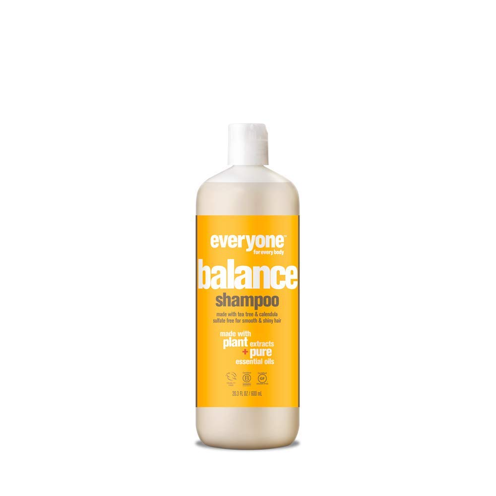 Everyone Sulfate-Free, Paraben-Free Balancing Shampoo - 20.3 Ounces - myorganicals