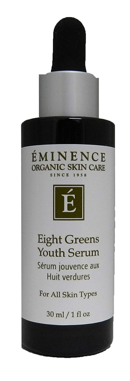Eminence Organic Eight Greens Youth Serum, 1 Ounce - myorganicals