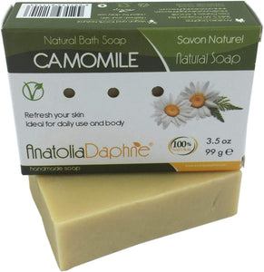 100% Natural Soap w/Organic Ingredients, Vegan, Moisturizing, Handmade - myorganicals