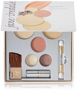 jane iredale Pure & Simple Makeup Kit, Medium - myorganicals
