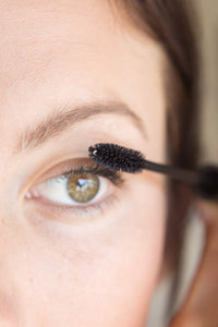 Premium Organic Mascara, Black | Natural | 85% Organic | Enriched with Chamomile - myorganicals