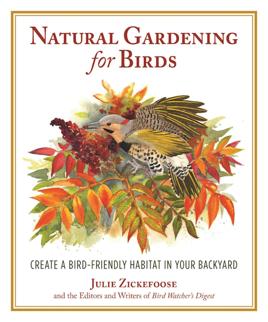Natural Gardening for Birds: Create a Bird-Friendly Habitat in Your Backyard - myorganicals