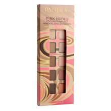 Pacifica Beauty 10 Well Eye Shadow, Pink Nudes, 0.2 Ounce - myorganicals