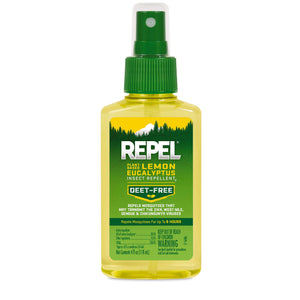 REPEL Plant-Based Lemon Eucalyptus Insect Repellent, Pump Spray, 4-Ounce - myorganicals