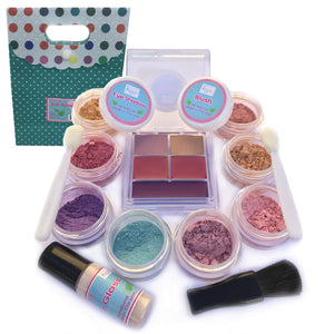 Kooalo Natural Makeup Kit for Young Girls and Kids - myorganicals