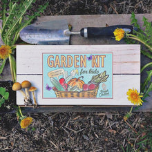 DIY GARDEN KIT FOR KIDS - myorganicals