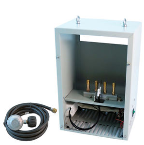 Natural Gas (NG) 4 Burner CO2 Generator - Iponic Zone