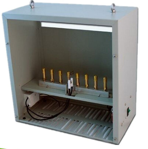 Natural Gas (NG) 8 Burner CO2 Generator - Iponic Zone