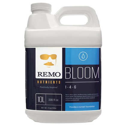 Remo's Bloom Nutrient - Iponic Zone