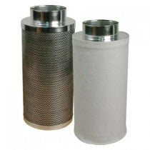 "10"" Inline Preactivated Carbon Filter - Iponic Zone"