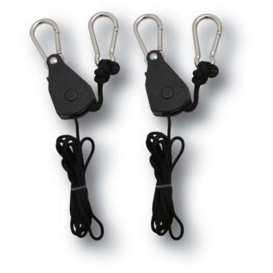 Heavy Duty Hangers/Pulley - Iponic Zone
