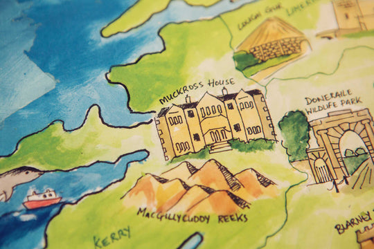 What The Locals Say - Muckross House