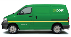 An Post Delivery Van