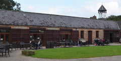 The Stable Yard Cafe, Blarney Castle, Cork
