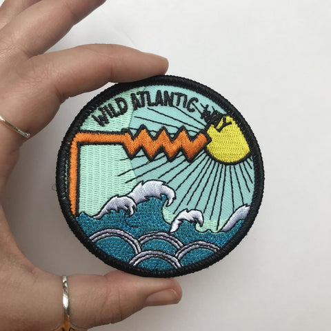 Wild Atlantic Way Patch