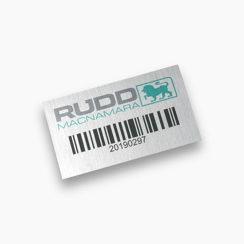 Rugged Barcode, QR & Identification Labels