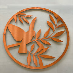 Custom Laser Cut Metal Wall Art