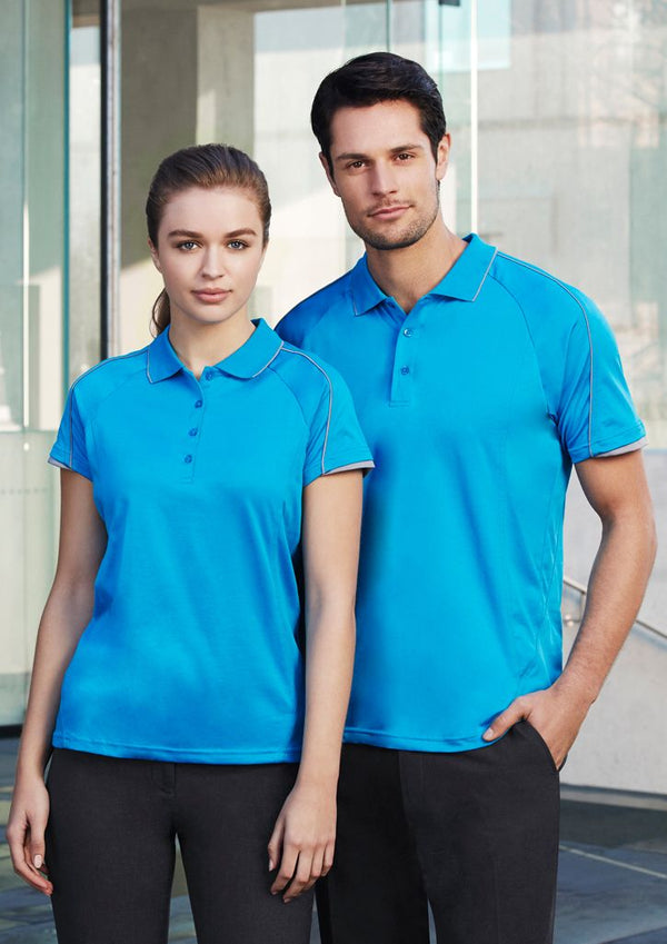 Biz Collection P303MS Mens Blade Polo