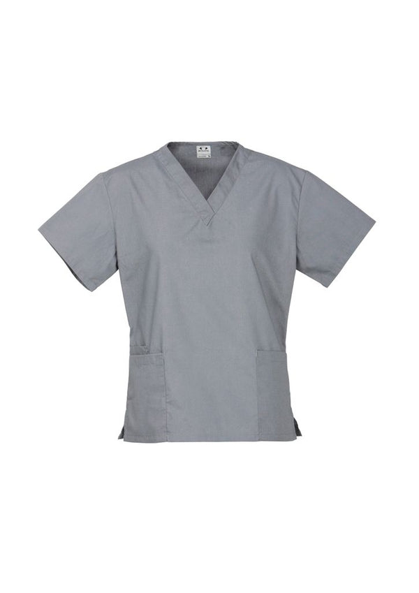 H10622 Ladies Classic Scrubs Top