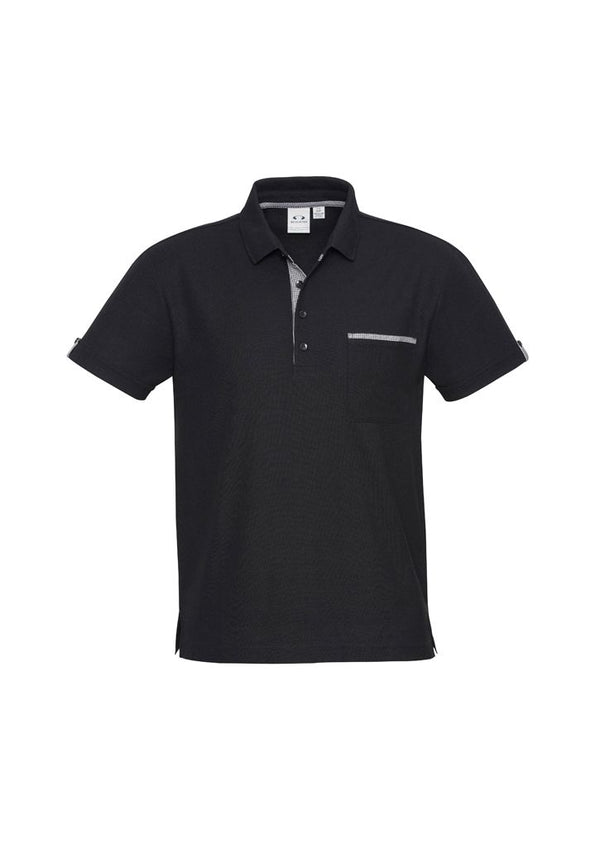 Biz Collection P305MS Mens Edge Polo