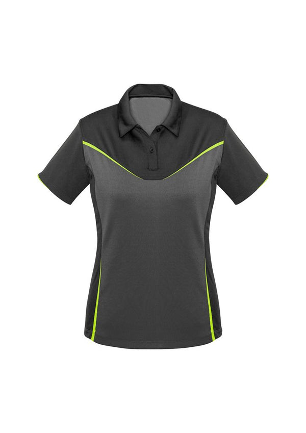 Biz Collection P606LS Ladies Victory Polo