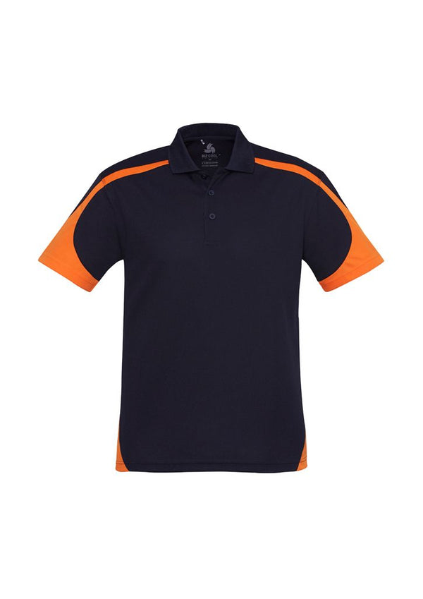 Biz Collection P401MS Mens Talon Polo