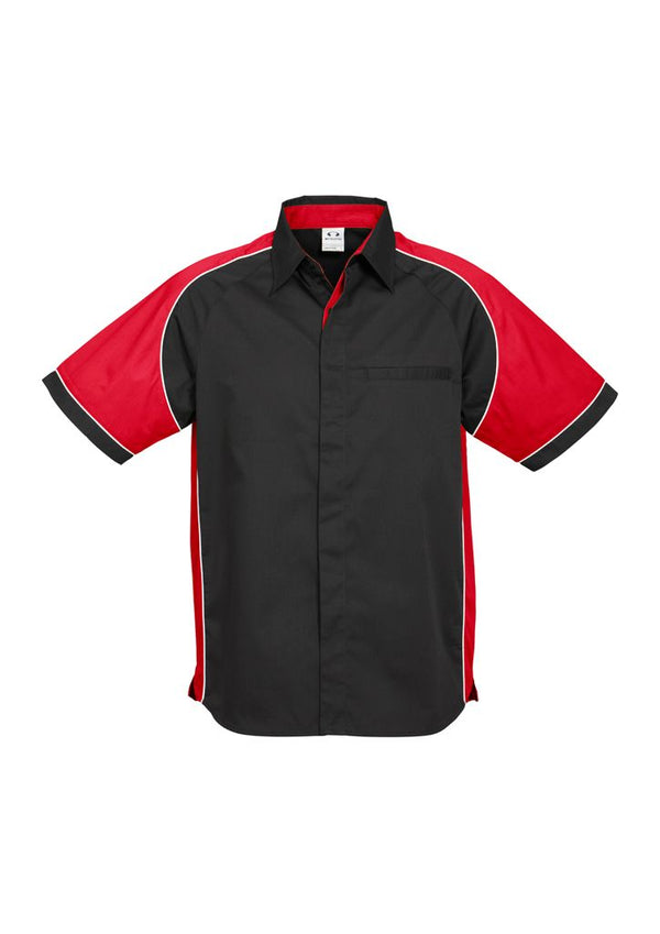 Biz Collection S10112 Mens Nitro Shirt