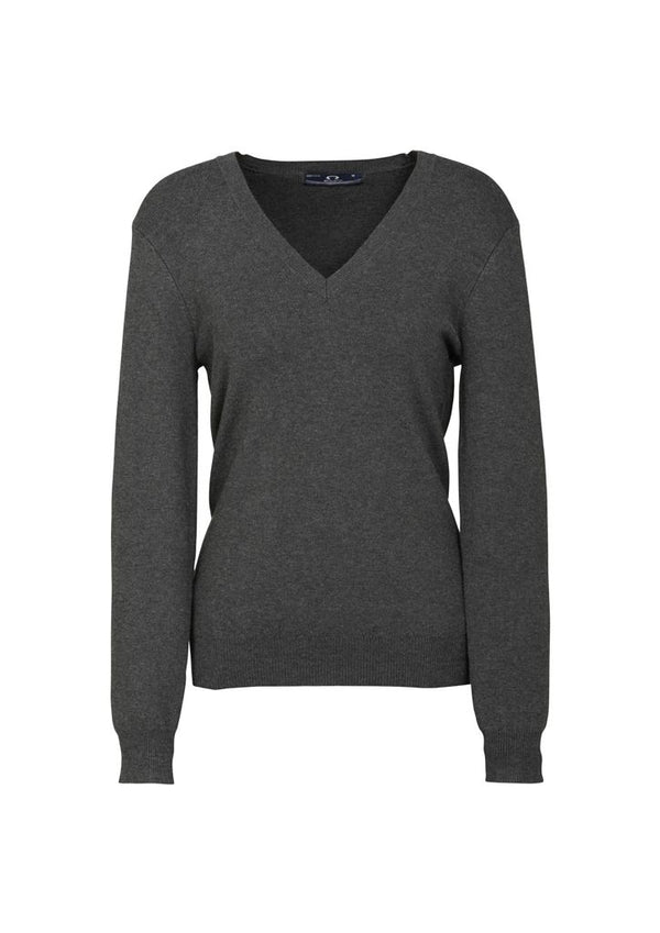 Biz Collection LP3506 Ladies V Neck Pullover