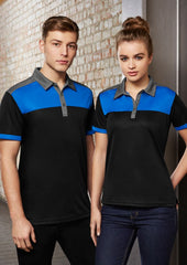 Biz Collection P500MS Mens Charger Polo