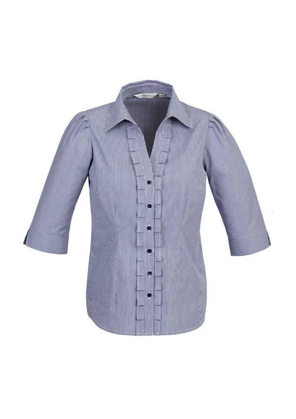 Biz Collection S267LT Ladies Edge Sleeve Shirt