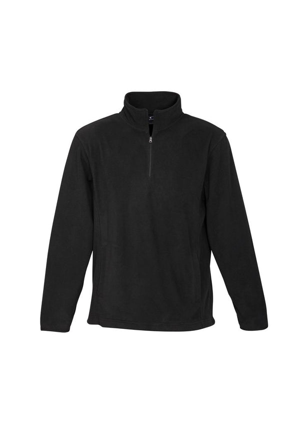 Biz Collection F10510 Mens Trinity Zip Pullover