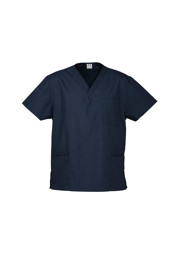 Biz Collection H10612 Unisex Classic Scrubs Top
