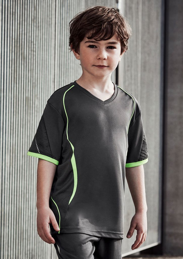 Biz Collection T406KS Kids Razor Tee