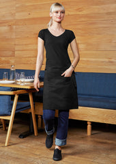 Biz Collection BA94 Short Waisted Apron