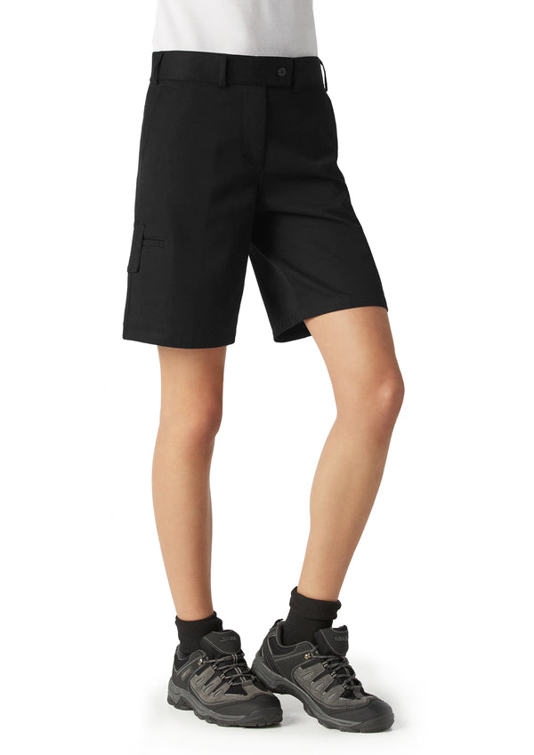 Biz Collection BS10322 Ladies Detroit Short