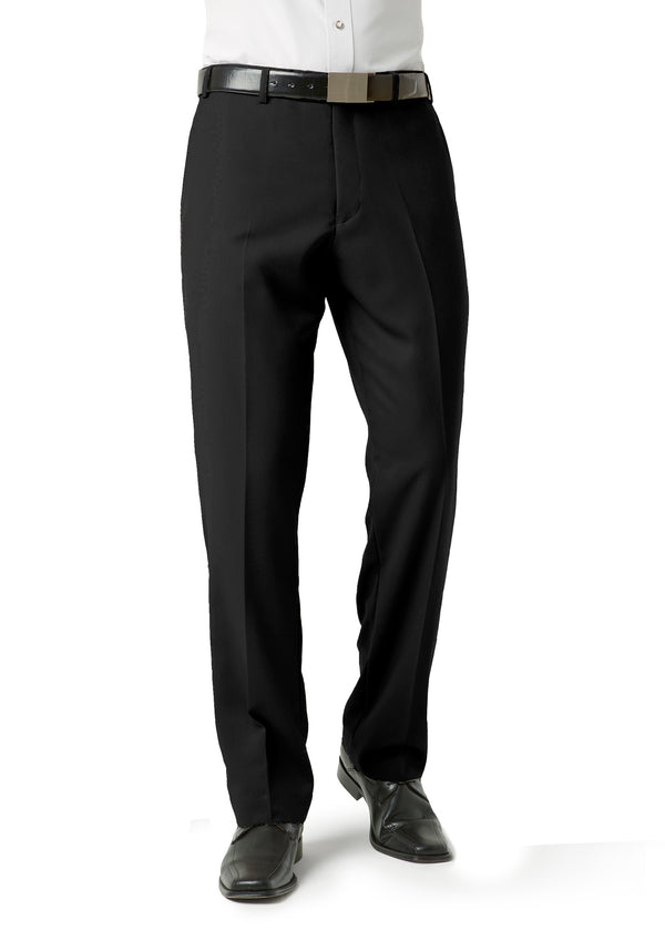 Biz Collection BS29210 Mens Classic Flat Front Pant