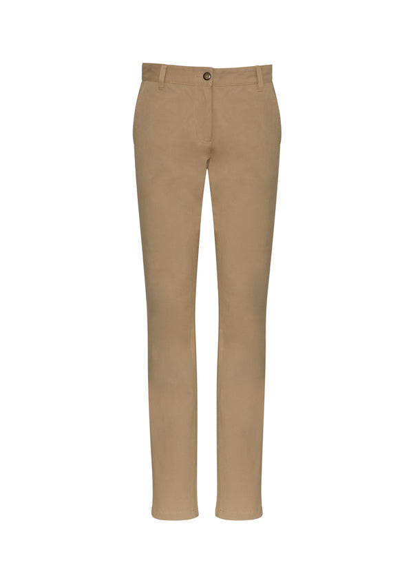 Biz Collection BS724L Ladies Lawson Chino Pant