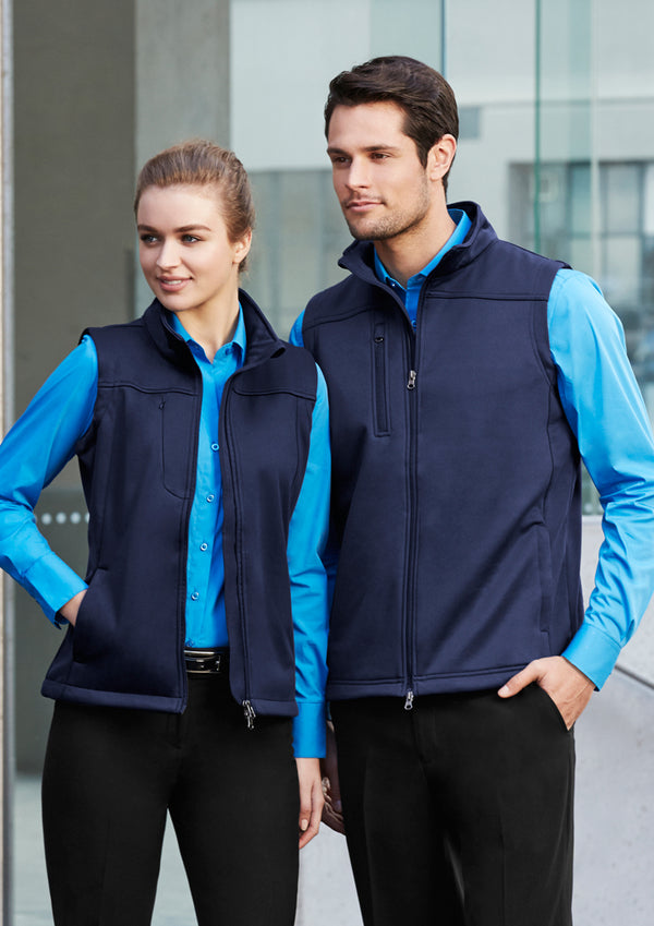 Biz Collection J29123 Ladies Soft Shell Vest