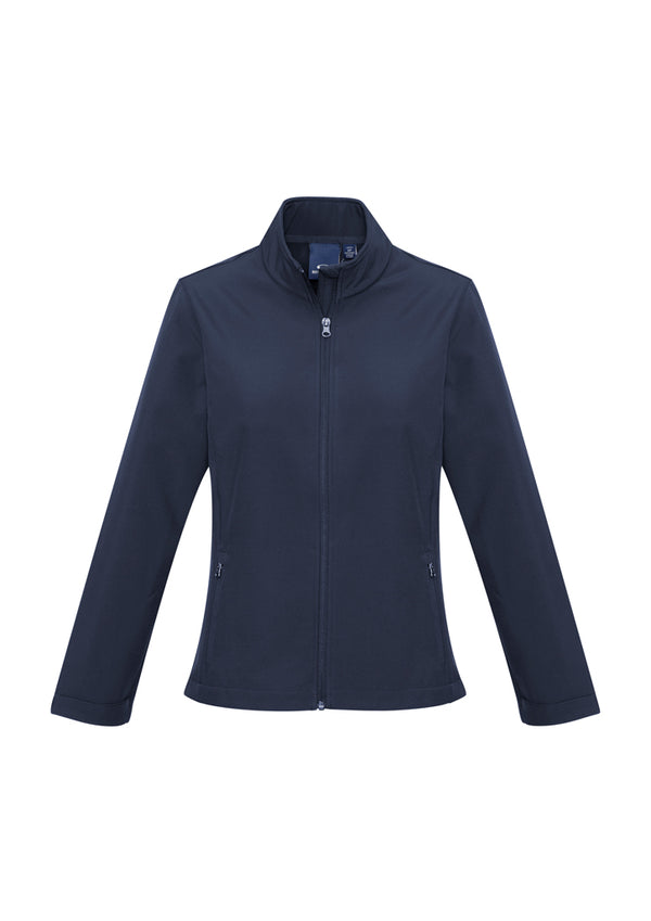 Biz Collection J740L Ladies Apex Lightweight Softshell Jacket