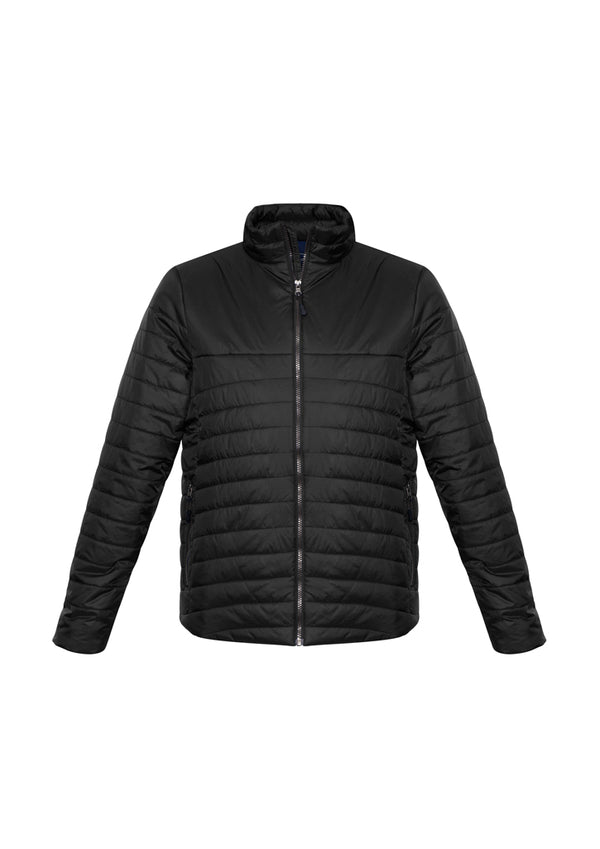 Biz Collection J750M Mens Expedition Quilted Jacket