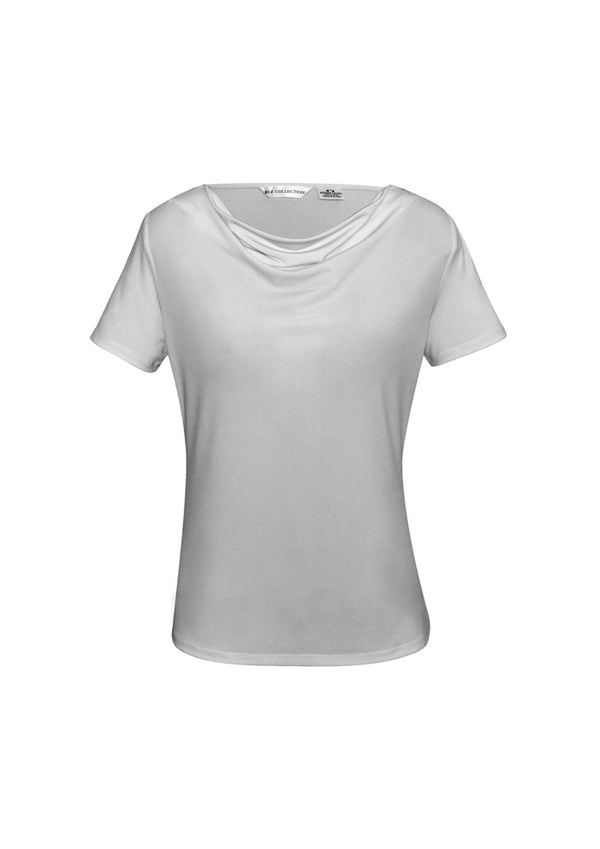 Biz Collection K625LS Ladies Ava Drape Knit Top