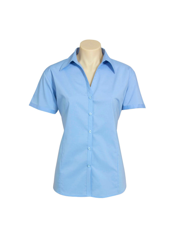 Biz Collection LB7301 Ladies Metro Short Sleeve Shirt