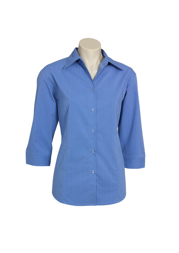 Biz Collection LB8425 Ladies Manhattan Sleeve Shirt