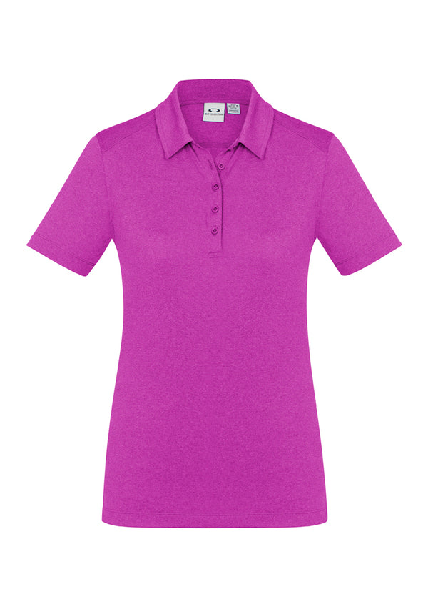 Biz Collection P815LS Ladies Aero Polo
