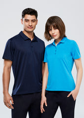 Biz Collection P815MS Mens Aero Polo